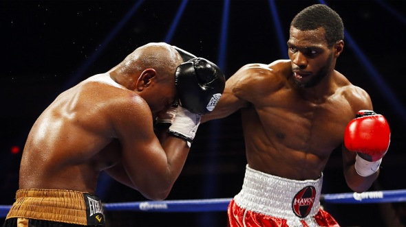 Boxing: Marcus Browne vs Otis Griffin