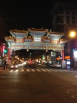 Chinatown in DC