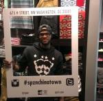 Sports Zone Sneaker Store in DC