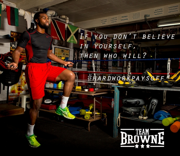 Marcus Browne Portrait Shoot